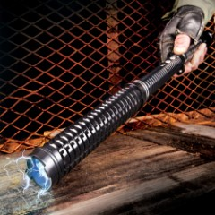 Night Watchman 5-Million Volt Stun Gun Flashlight Baton