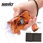 Night Watchman 2.5 Million Volt Stun Gun - Orange Camo