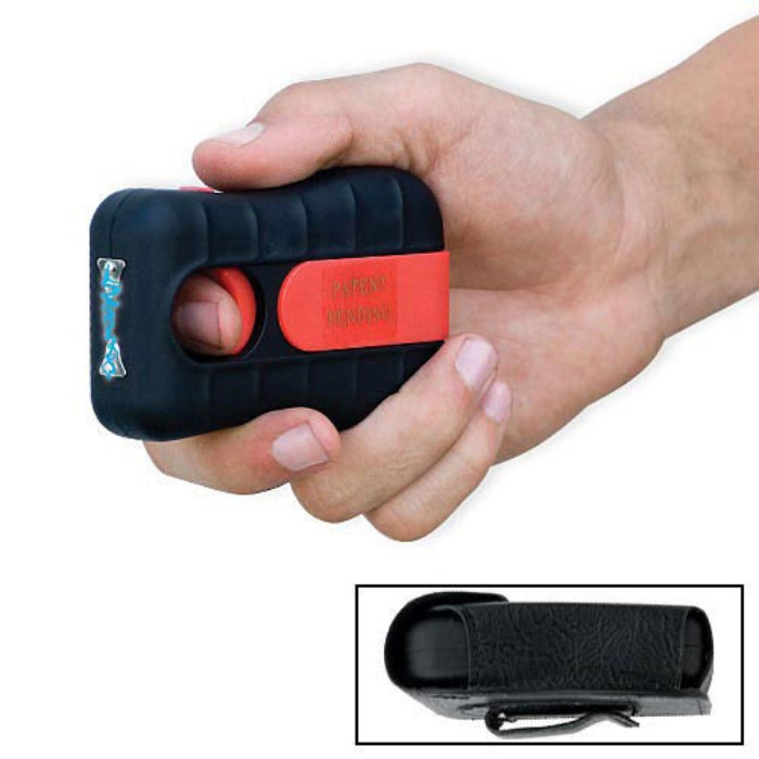 Secure Grip 1 Mil  Volts Stun Gun w/ Center Trigger   True