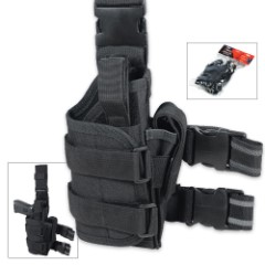 UTG Tactical Special Ops Leg Holster Black