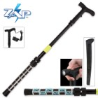 Zap Self Defense Cane with Flashlight