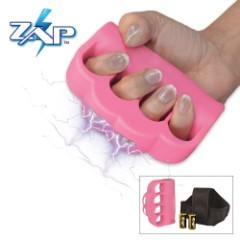 ZAP Extreme Blast Knuckles 950,000 Volt Stun Gun Pink