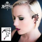 Nocturnal Gargoyle Ear Wrap - Earring