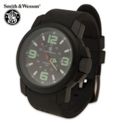 Military Watch by Smith & Wesson