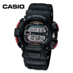 Casio G Shock Digital Mudman Watch
