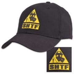 SHTF Black Cap – Hat