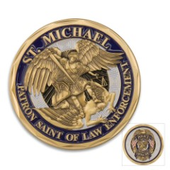 Law Enforcement Coin