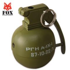 Grenade Lighter Assorted Colors