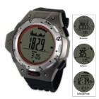 La Crosse XG-55 Digital Watch with Altimeter / Compass / Barometer