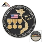 Engravable Vietnam Veteran Tribute Coin