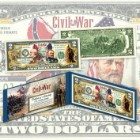 Civil War 150th Anniversary Two-Dollar Bill