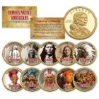 Native American Sacagawea Dollars – Set Of Ten