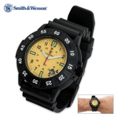 Smith & Wesson 3ATM Demolitions Team Dive Watch