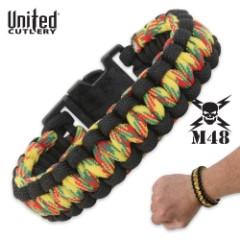 Vietnam Heroes Paracord Bracelet