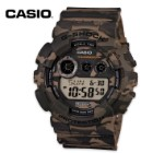 Casio Digital Camo Watch