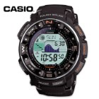 Casio Pro Trek Tide Moon Resin Band
