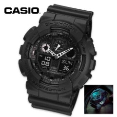 Casio G Shock Extra Large Tactical Watch
