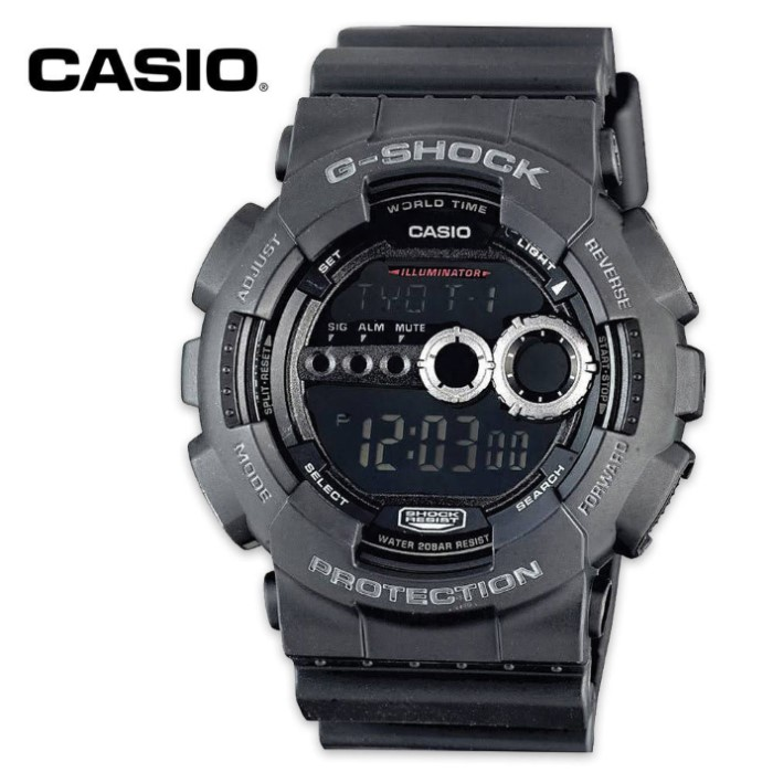 Casio G Shock Protection Price
