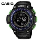 Casio Sensor Thermometer Compass Watch