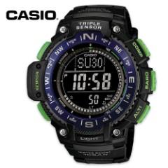 Casio Sensor Thermometer Compass Watch