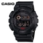 Casio G-Shock Digi Military Black LED Watch