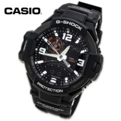 Casio G Shock G Aviation Gravity Master Tactical Watch