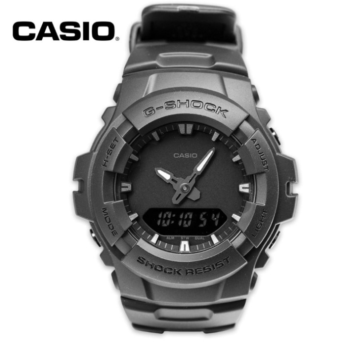 G shock black out anti magnetic watch knives swords at the lowest prices for Magnetic watches