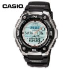 Casio Fishing Timer And Moon Watch