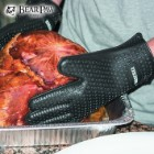 BBQ Butler Silicone Gloves - Heat Resistant to 425 Degrees