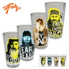 Duck Dynasty Set of Four Pint Glasses