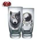 Wolf Chi Water Glasses – Set Of Two
