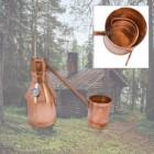 3 Gallon Copper Moonshine Still – Handmade in USA