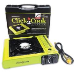Click2Cook Select Butane And Propane Stove