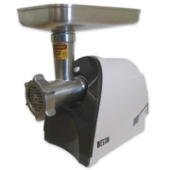 Heavy-Duty Electric Meat Grinder And Sausage Stuffer