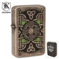 Celtic Get The Edge Lighter