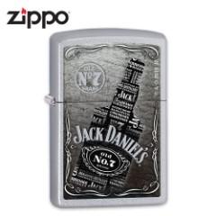 Zippo Jack Daniel's Black Bottle Lighter