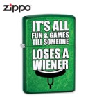 Zippo All Fun And Games Lighter
