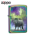 Anne Stokes Wolf Zippo Lighter