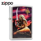Zippo Kit Rae Enethia Red Sky Lighter