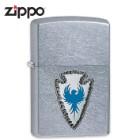 Zippo Classic Arrowhead Emblem With Bird Lighter