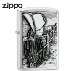 Zippo Resting Cowboy – Lighter