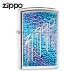 Zippo Fuzion Liquid Logo - Lighter