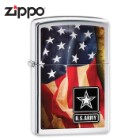 Zippo US Army High Polish Chrome