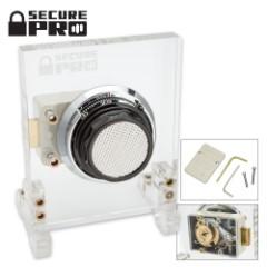 Secure Pro Single Wheel Safecracking/Lockpicking Practice Lock