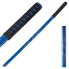 Blue Dragon Wooden Bokken Samurai Sword