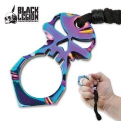 Black Legion Skull Kubaton Rainbow