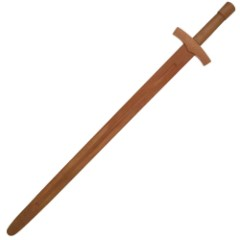 Middle Ages Medieval Knights Wooden Sword