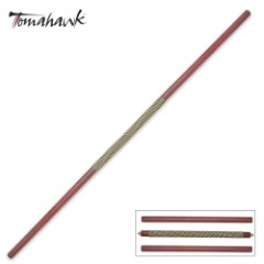 Tomahawk Staff of The Ninja