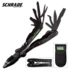 Schrade Black 21 Function Tough Tool