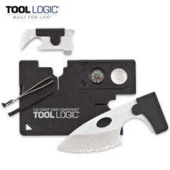 SOG Tool Logic Credit Card Companion Black